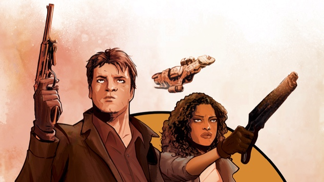 New <i>Firefly</i> Comic to Focus on the War of Unification