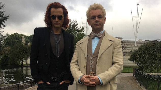 With <i>Wheel of Time</i> and <i>Good Omens</i>, Amazon Doubles Down on Fantasy TV