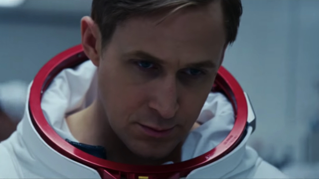 Military Service Members Can See <i>First Man</i> for Free Tonight