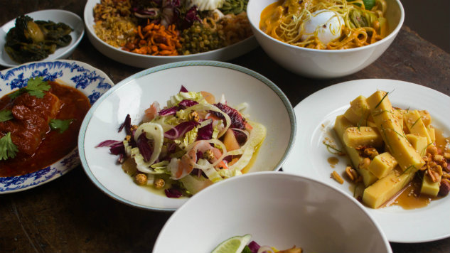 Lucky Number, A Delicious Burmese Pop-Up, Grows in Brooklyn