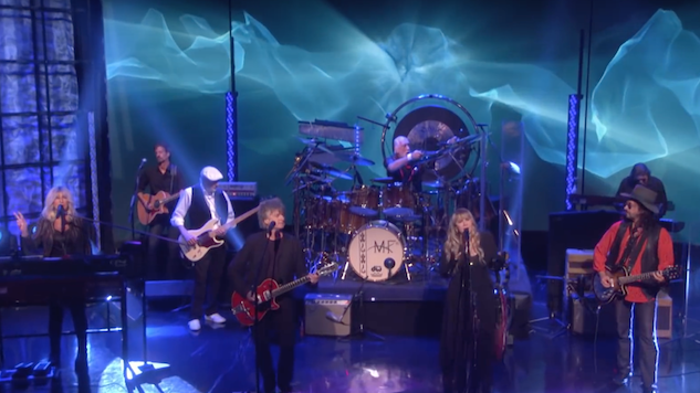 Watch Fleetwood Mac Debut New Lineup on <i>Ellen</i>