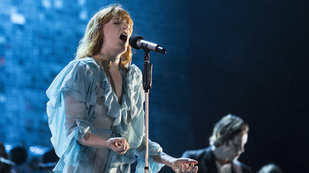 Watch Florence + The Machine Debut Two New Songs Live