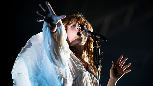 FYF Festival Unveils 2018 Lineup: Florence + The Machine, Janet Jackson Headlining