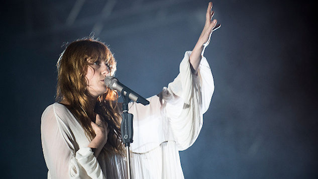 Listen to Florence + The Machine's Acoustic Set on BBC Radio 6