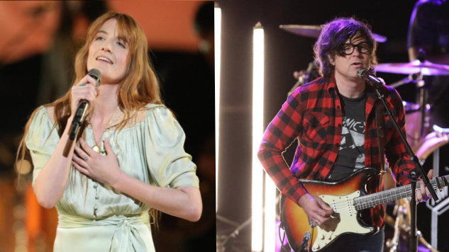 Watch Ryan Adams and Florence + The Machine Perform on <i>The Voice</i> Finale