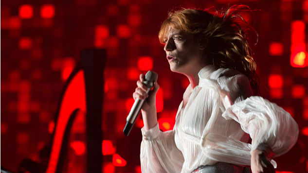 "Florence + The Machine Debut Latest Single, ""Big God"""