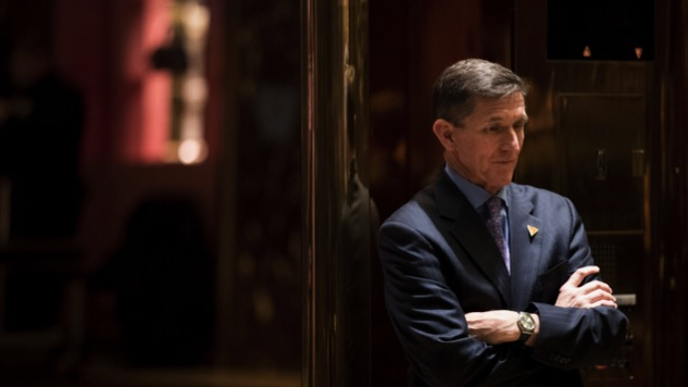 The Republic May Crumble Around Michael Flynn