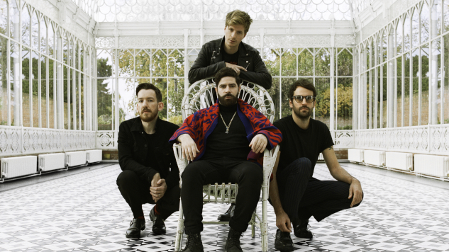 """Foals Share the First Song off <i>Everything Not Saved Will Be Lost&#8212;Part 2</i>, """"Black Bull"""""""