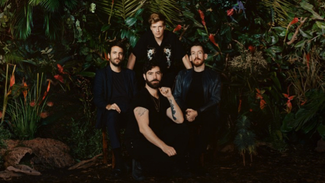 Foals Reveal <i>Everything Not Saved Will Be Lost Part 1</i> and <i>2</i> Release Dates