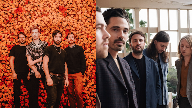 Foals Announce Co-Headlining North American Tour with Local Natives, Support from Cherry Glazerr