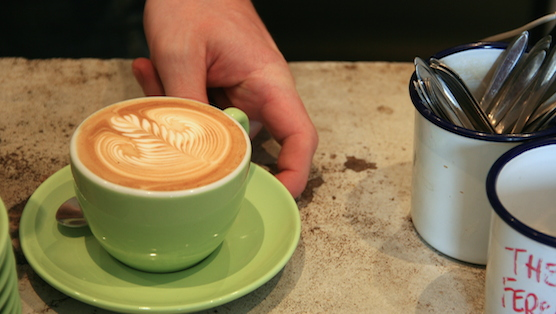 10 Spots For Coffee Lovers in Paris