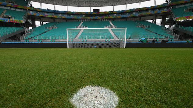 Brazil's Fonte Nova Stadium a Bright Light Ahead of Olympic Soccer at Rio 2016
