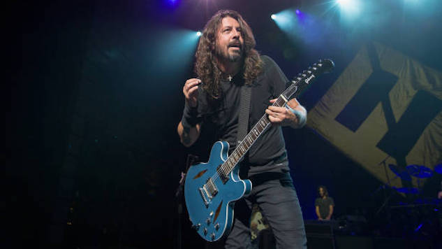 Foo Fighters Announce Dinosaur Jr., Speedy Ortiz, More Will Play Their North American Tour Dates