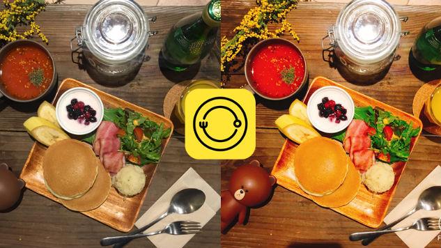 Foodie - Delicious Camera App Review (iOS): Instafood