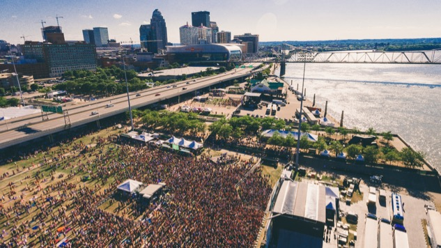 Forecastle Festival Sets 2018 Lineup: Chris Stapleton, Arcade Fire, Modest Mouse, Jason Isbell to Headline