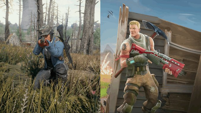 """<i>Battlegrounds</i> Exec. Producer Clarifies <i>Fortnite</i> Statement: """"It's Not About the Idea Itself, It's About Epic Games"""""""
