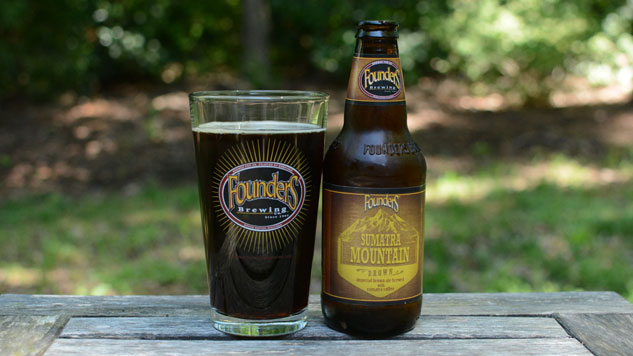 Founders Sumatra Mountain Brown Review
