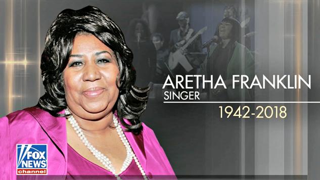 Fox News Mistook Patti LaBelle for Aretha Franklin