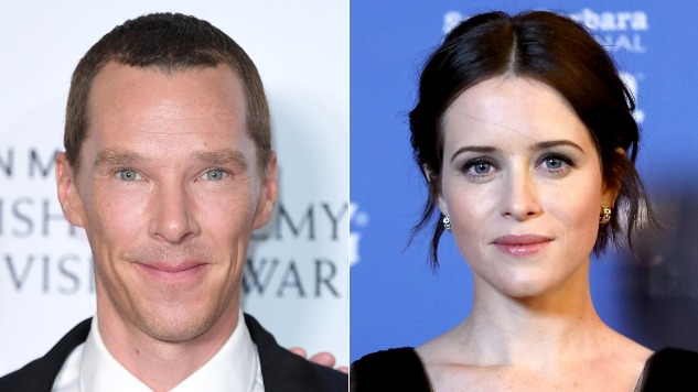 Benedict Cumberbatch and Claire Foy Set to Costar in <i>Louis Wain</i> Biopic