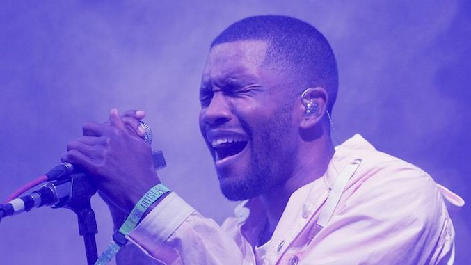 "Frank Ocean Releases Dreamy Cover of <i>Breakfast At Tiffany's</i> Classic ""Moon River"""
