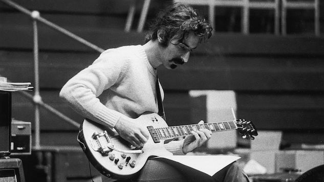 Zappa Family Trust And Eyellusion To Produce Frank Zappa Hologram Performances