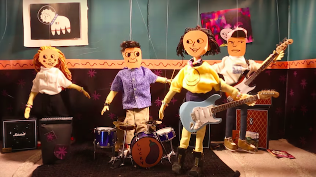 "Frankie Cosmos Share Marionette-Filled New Video, ""Being Alive"""