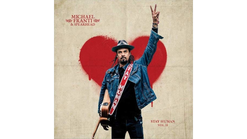 Michael Franti and Spearhead: <i>Stay Human Vol 2</i> Review