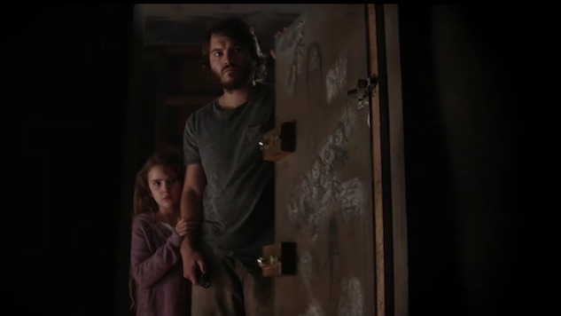 Emile Hirsch is a Grizzly Shut-In in the Trailer for Sci-Fi Thriller <i>Freaks</i>