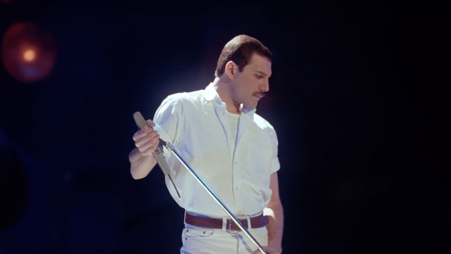 "Watch Freddie Mercury's Previously Unreleased ""Time Waits for No One"" Performance"