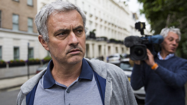 The Best 20 Tweets on Mourinho's Weird Image Rights Dispute with Chelsea