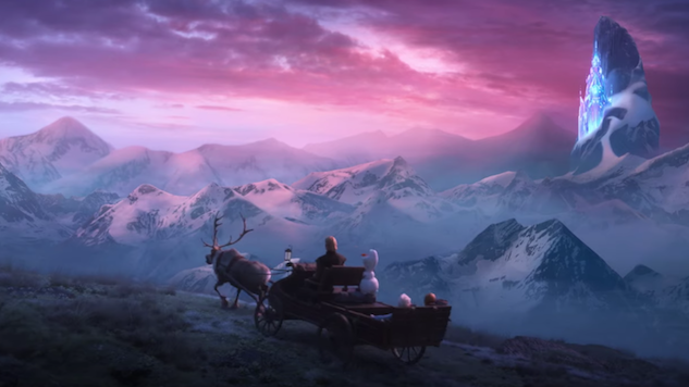 Disney Releases the Bleak First <i>Frozen 2</i> Trailer