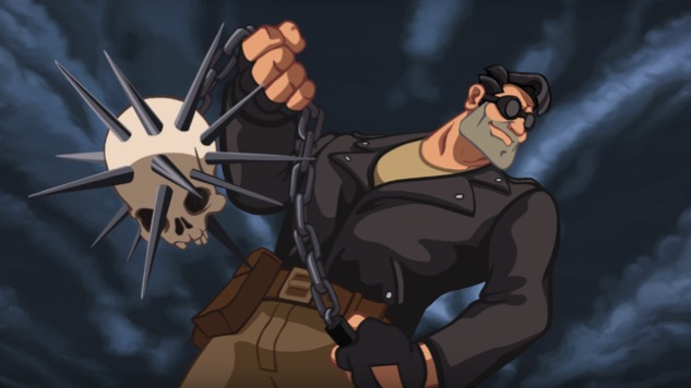 <i>Full Throttle Remastered</i> Releases in April, <i>Everything</i> Launches This Month
