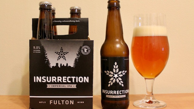 Fulton Brewing Insurrection Review