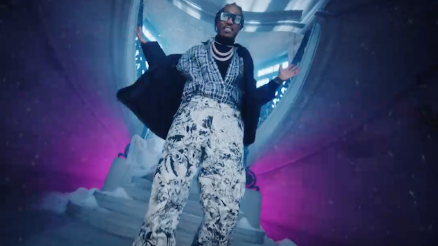 """Future Announces New Album, Releases """"Crushed Up"""" Music Video"""