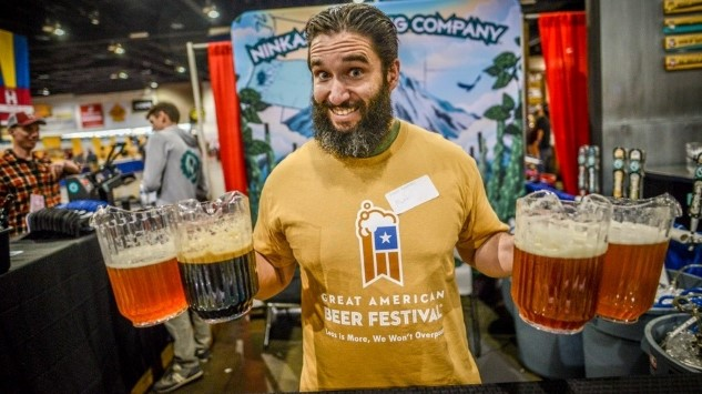 The Great American Beer Festival Will Expand Even Further in 2018