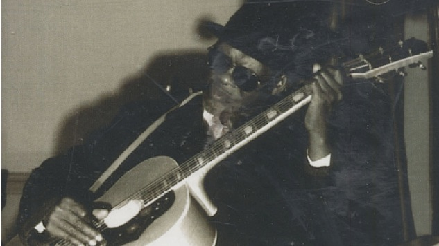 "Listen to Blues Icon Rev. Gary Davis Perform ""You Gotta Move"""