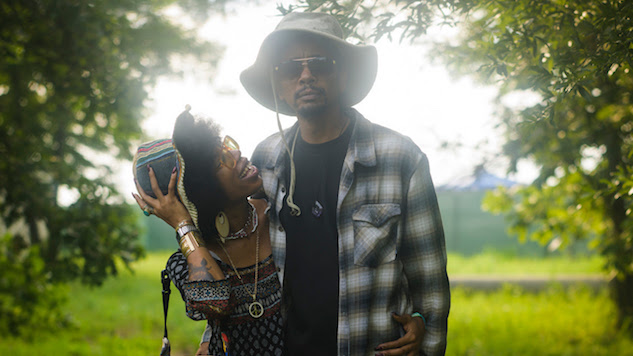Georgia Anne Muldrow and Dudley Perkins Team up for New LP, Release Lead Single