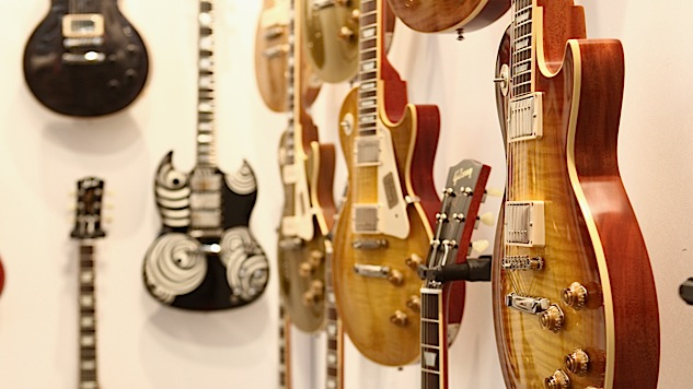 Gibson Guitars Is About to Go Belly Up: Report
