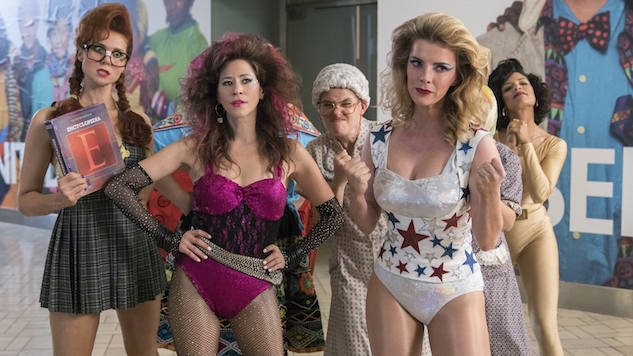 <i>GLOW</i> Renewed for Season Three