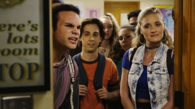 "<i>The Goldbergs</i> Review: ""I Caddyshacked the Pool"""