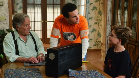 <i>The Goldbergs</i>: &#8220;Love is a Mix Tape&#8221;
