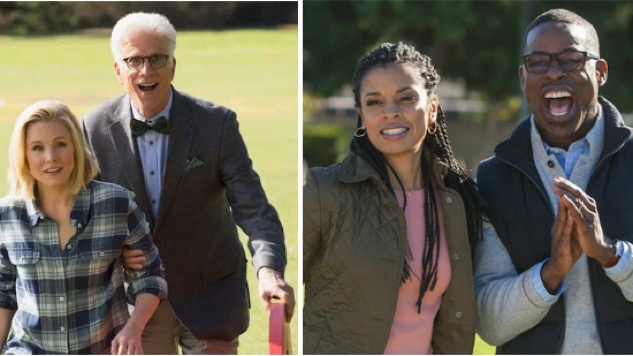 <i>The Good Place</i>, <i>This Is Us</i> and <i>Lost</i>: We Had to Go Back