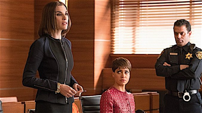 "<i>The Good Wife</i> Review: ""Judged"""