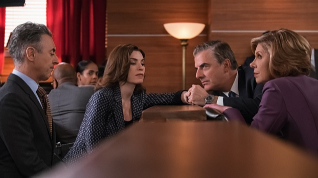 <i>The Good Wife</i>'s Final Episodes are Wasted on a Love Triangle