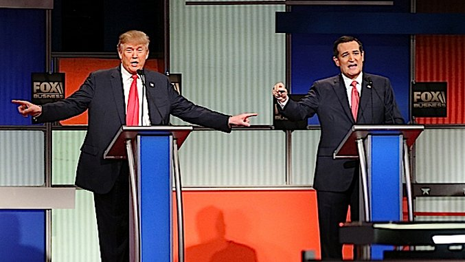 Trump, Cruz and the Dangers of the New GOP Asshole