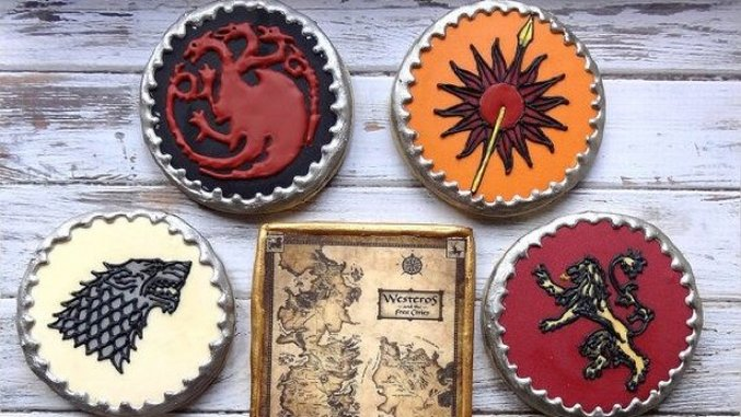 Edible Fiction: <i>Game of Thrones</i>
