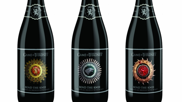"""Bend the Knee"" to Your House of Choice with Ommegang's Newest <i>Game of Thrones</i> Beer"