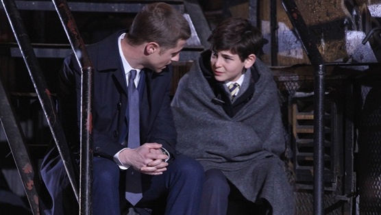"<i>Gotham</i> Review: ""Pilot"""