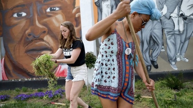 The House Passes A New Bill to Protect Federal Police from Harm; Children and Black Lives Can Wait