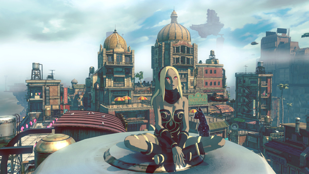 <i>Gravity Rush 2</i> Is Enthralling, Beautiful, and Frustrating as Hell